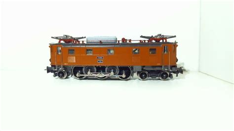m 228 rklin h0 3151 electric locomotive ae 3 6 sbb cff