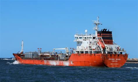 oceanic indigo  africa ports