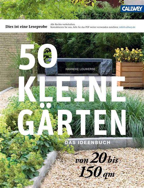 kleine gärten große wirkung louwerse 50 kleine gaerten callwey issuu by georg d w