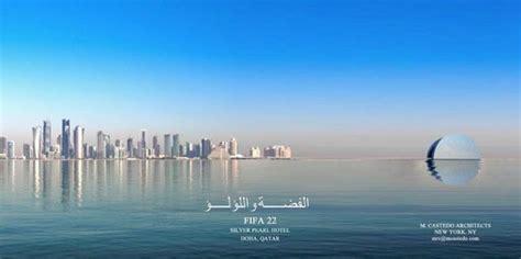 coupe du monde au qatar le gigantesque hotel
