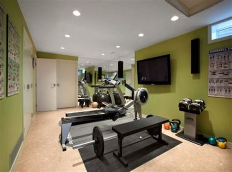7 home decoration ideas so you like to exercise