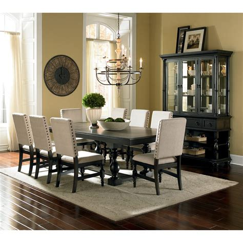 dining room furniture sets furniture nailhead trim dining room chairs entrancing white dining chair with gray trim xuuby