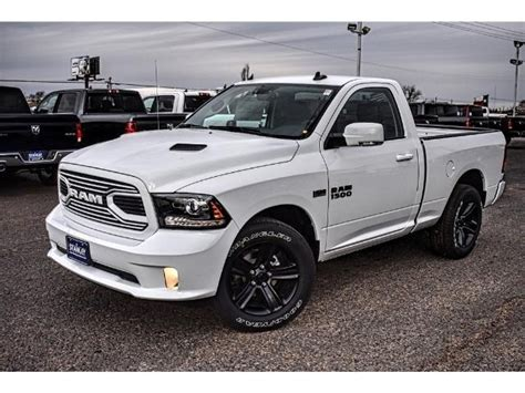 New 2018 Ram 1500 Sport Regular Cab In Brownfield