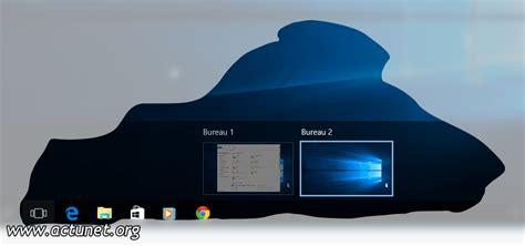 bureau virtuel lyon 3 windows 10 ajouter un bureau virtuel