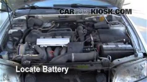 battery replacement   volvo   volvo