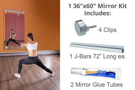 gym mirrors huge dance studio fitness mirrors dulles glass  mirror