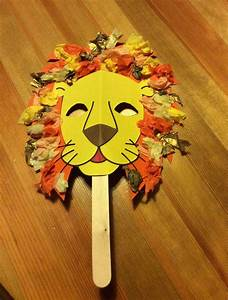 Free Printable Animal Masks Templates Lion Mask Craft For Daniel In The Lions Den Bible Story