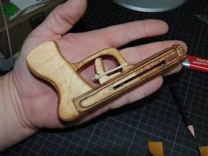 Steinschleuder Selber Bauen : the slingshot channel mini sling pistol ~ Eleganceandgraceweddings.com Haus und Dekorationen
