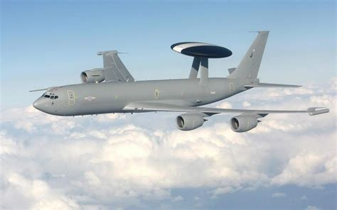 raf fleet  sentry early warning planes grounded