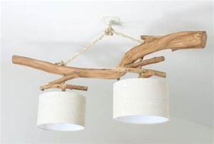 Lustre En Bois Flotté : 17 meilleures id es propos de lampe bois flott sur ~ Dailycaller-alerts.com Idées de Décoration