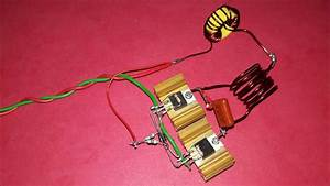 Induction Heater Circuit 12v Dc