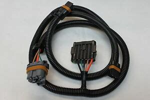 79 Camaro Wiring Harnes by 1988 1989 Camaro Dual Cooling Fan Wiring Harness New Tpi