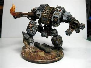 wh40k - How effective would a mech be in a city ...