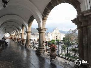 Antigua Guatemala rentals for your holidays with IHA direct
