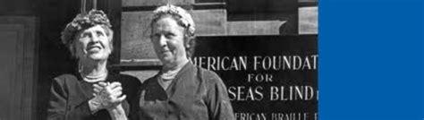 american foundation for the blind helen keller timeline timetoast timelines