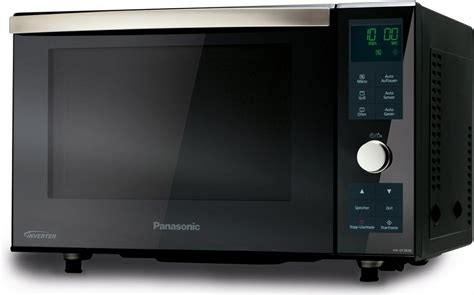 Mikrowelle Mit Df by Panasonic Mikrowelle Nn Df383bgpg 1000 W Mit Grill