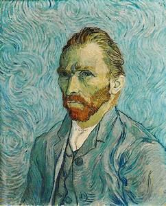 Autoritratto (Van Gogh 1889)