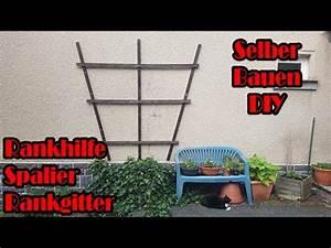 Rankgitter Selber Bauen : rankhilfe spalier rankgitter selber bauen youtube ~ Frokenaadalensverden.com Haus und Dekorationen