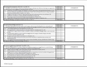Student Teacher Evaluation Form | College of Education ...