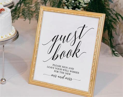 Wedding Guest Book by Guest Book Sign Guest Book Wedding Guest Book Ideas Wedding
