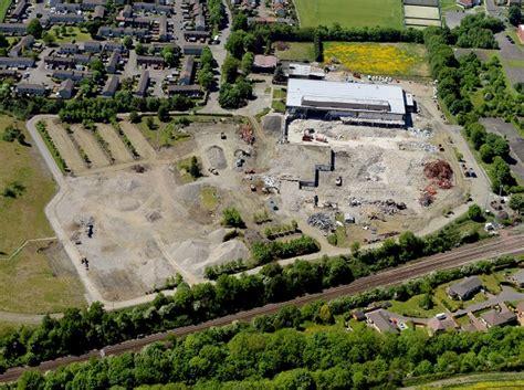 agilent technologies site central demolition