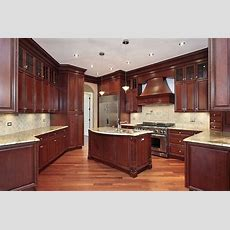 Mahogany Kitchen Cabinets  Kitchen Cabinet Pictures