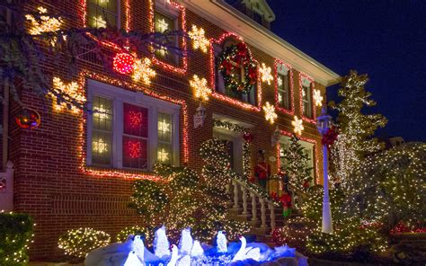 christmas light displays   state travel