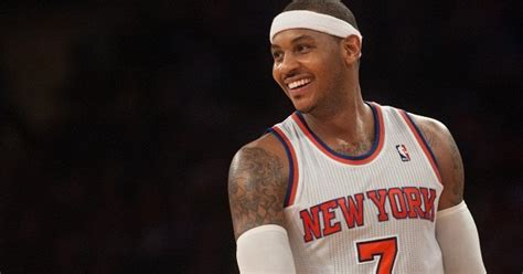 Isola Karl Tweaks While Melo Peaks With Knicks  Ny Daily