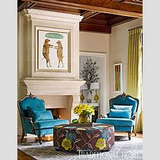 Harmonious Living By Tish Mills Interiors  House Of Turquoise