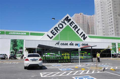 leroy merlin si鑒e inauguração da leroy merlin prefeitura de maceió juntos construímos um novo tempo