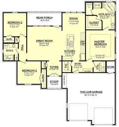 european cottage house plans european style house plan 3 beds 2 00 baths 1600 sq ft plan 430 66
