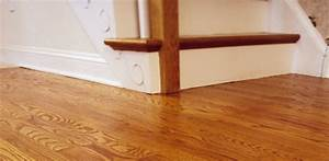 How to repair buckled wood floor thefloorsco for How to fix buckling hardwood floors