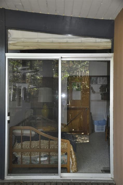before after simonton sliding patio door replacement