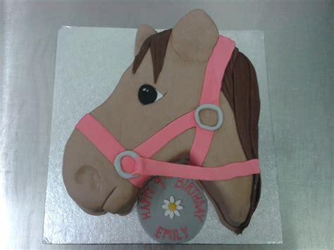 horse head  birthday cake crumbs cake shop sheffield