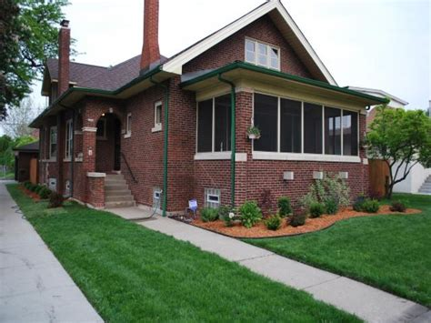 chicago style brick bungalow chicago bungalow decorating ideas bungalow houses pictures