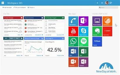 Workspace 365 Citrix Office Application Portal Desktop