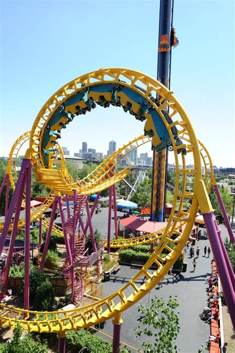 elitch gardens hours boomerang elitch gardens theme and water park