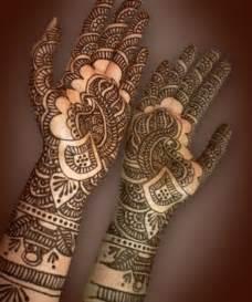Fashion Gallery: Mehndi Designs