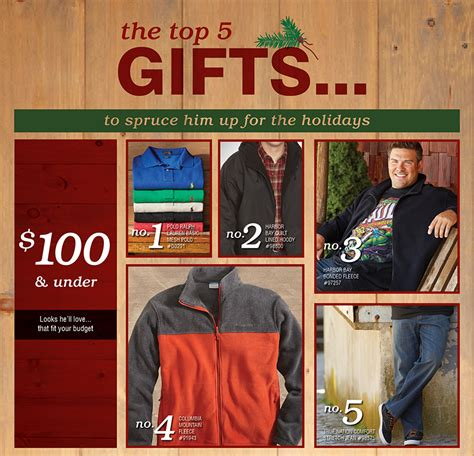 holiday gift guide top 5 gifts under 100 dxl blog