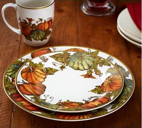 pottery barn lenox what i m loving for fall pumpkins the o
