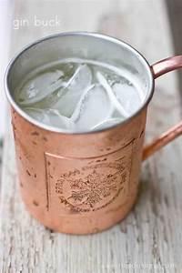 Moscow Mule Gin : gin buck recipe gin moscow mule sweet c 39 s designs ~ Orissabook.com Haus und Dekorationen