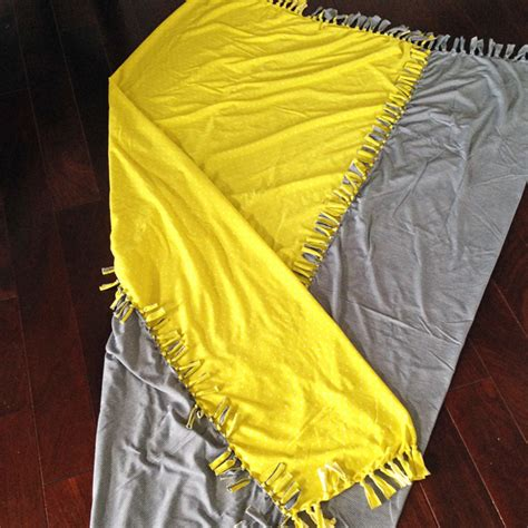 light blankets for summer no sew color block summer throw blanket makely