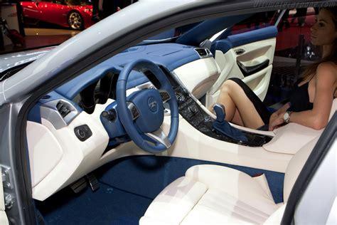 DeTomaso Deauville ( - 2011 Geneva International Motor ...