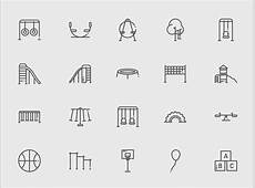 50 Colorful City Icons Sketch freebie Download free