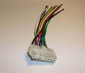 Clarion 16 Pin Wire  Wiring Harness Drb4375 Drx8175 Cl6