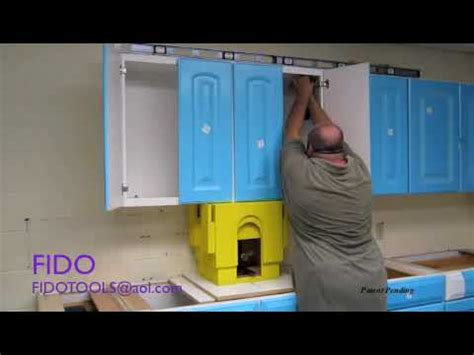 how to install kitchen cabinets yourself do it yourself kitchen cabinet installation fido 8700