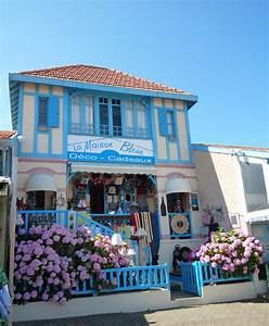 La maison bleue lacanau ocean decoration pour la maison for La decoration de la maison
