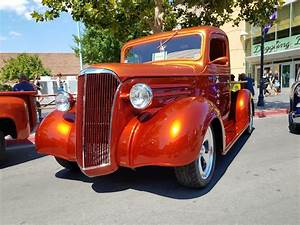 1937 Chevy Truck Wins The Hot August Nights Downtown Show
