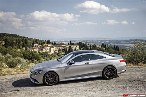 2015 Mercedes-benz S500 & S63 Amg Coupe Review