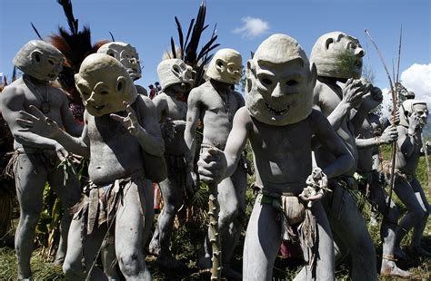 antes que desaparezcan fotos de antiguas tribus que